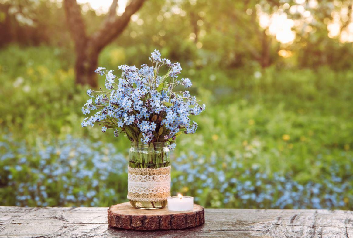 Bouqet De Fleurs Savauges