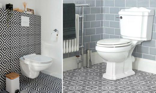 Carrelage Toilette