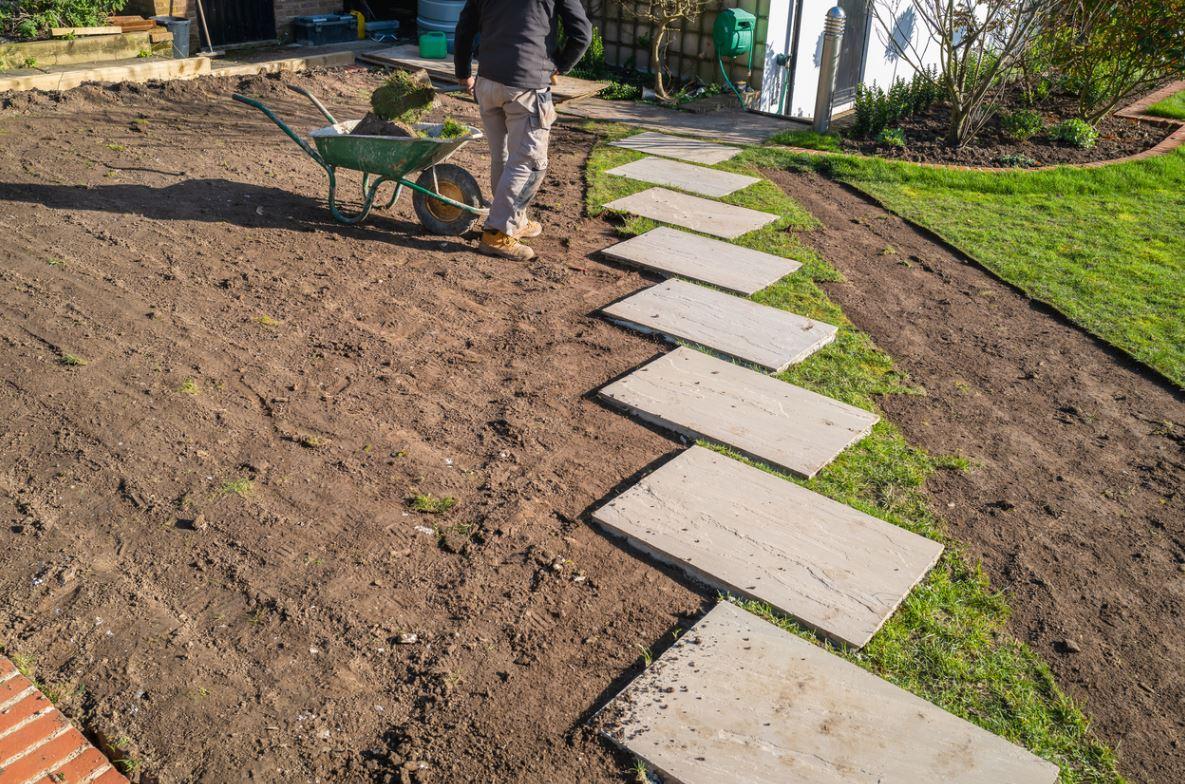 Retenir La Terre Dans Son Jardin
