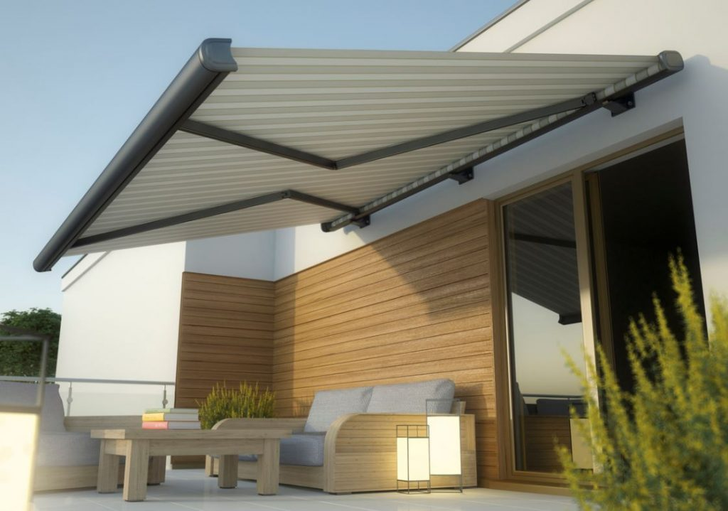 Store Retractable Terrasse