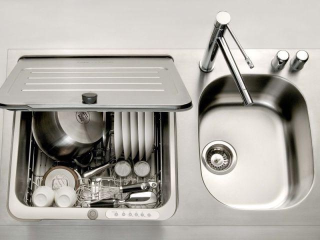 Lave Vaisselle Integre Au Plan De Travail