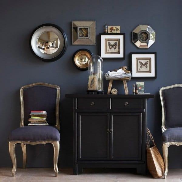 Mur De Miroir Esprit Cabinet De Curiosite