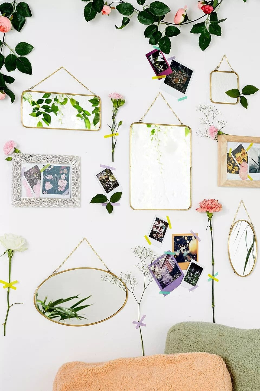 Mix And Match Avec Fleurs Et Photos