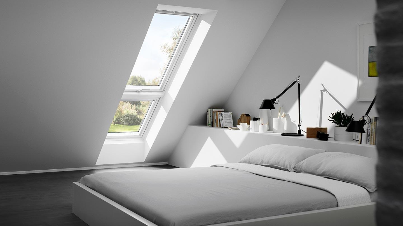 Une Chambre Contemporaine Minimaliste –