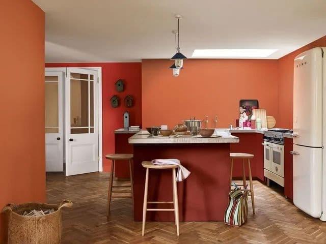 Rouge Et Orange