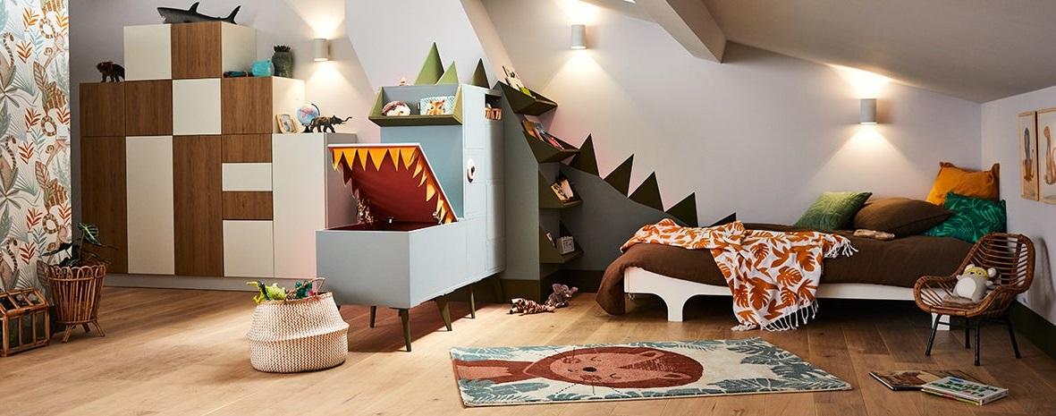 Une Chambre D'enfant Originale