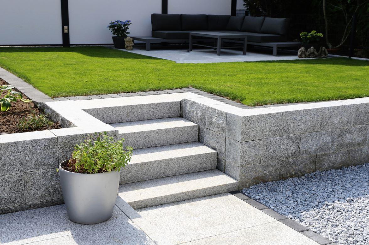 Jardin Moderne Aménagement
