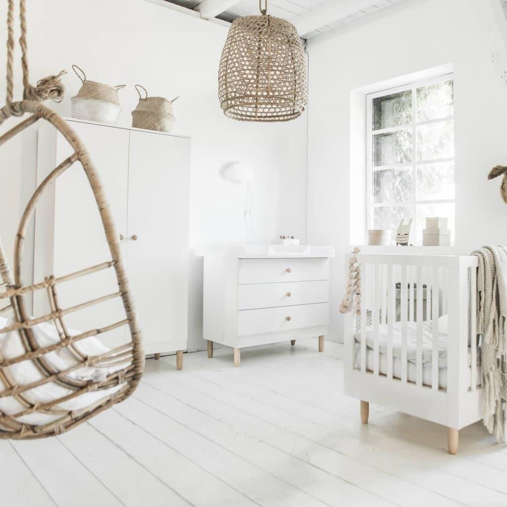 Une Chambre De Bebe Hygge