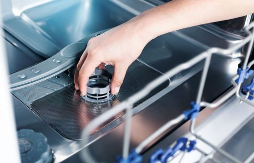 Lave Vaisselle Nettoyage