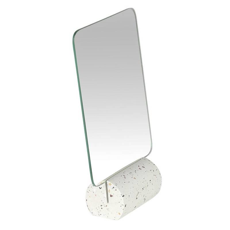 Miroir Sur Pied Terrazzo