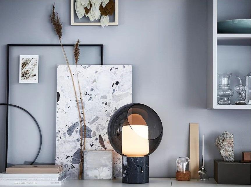Lampe Evedal Scandinave Format Xl