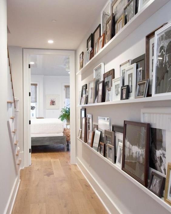 Un Couloir Esprit Galerie