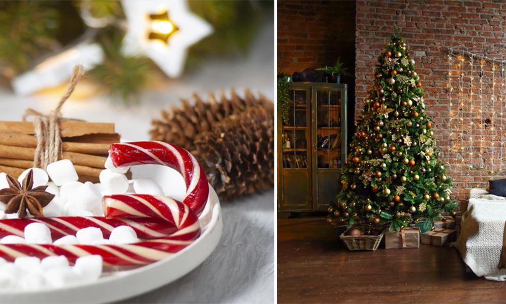 Déco Noel à L'américaine