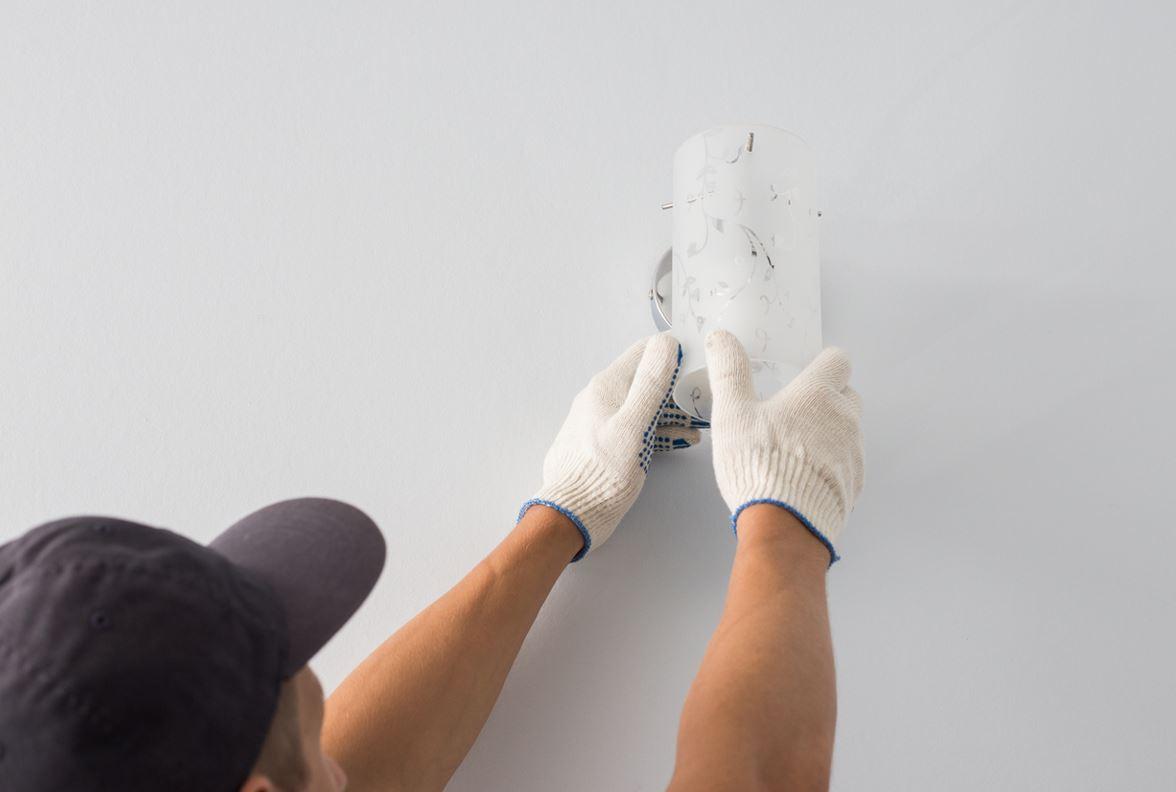 Installer Une Applique Murale