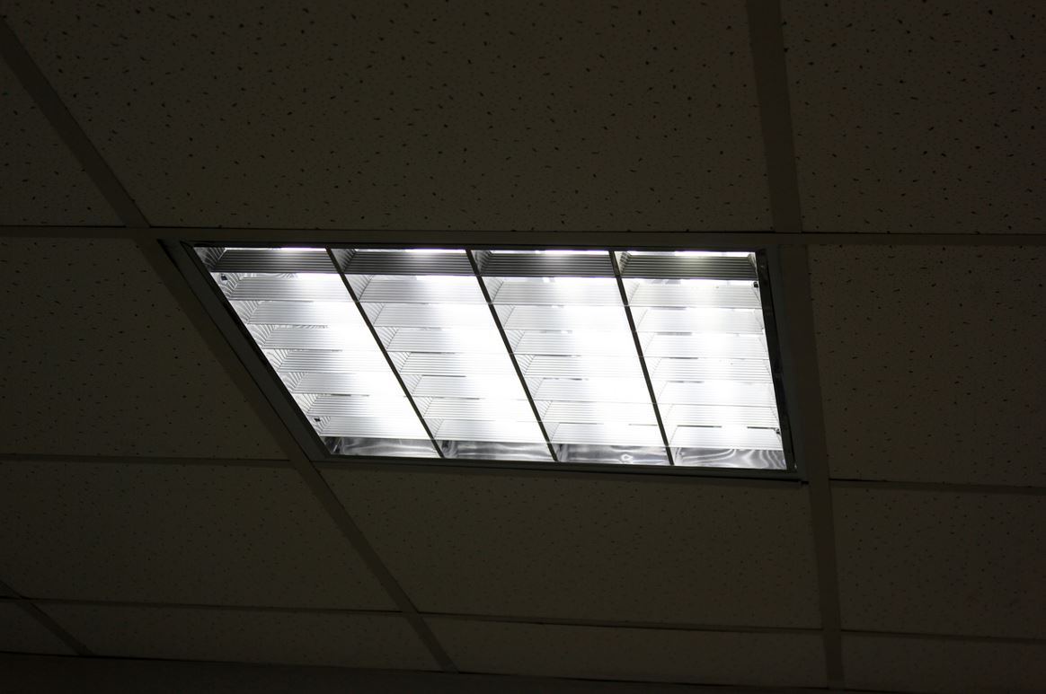 Lampe A Neons