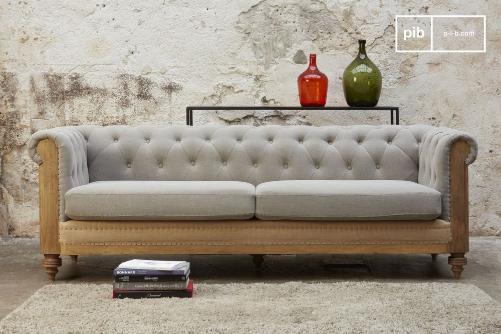 Le Canape Chesterfield