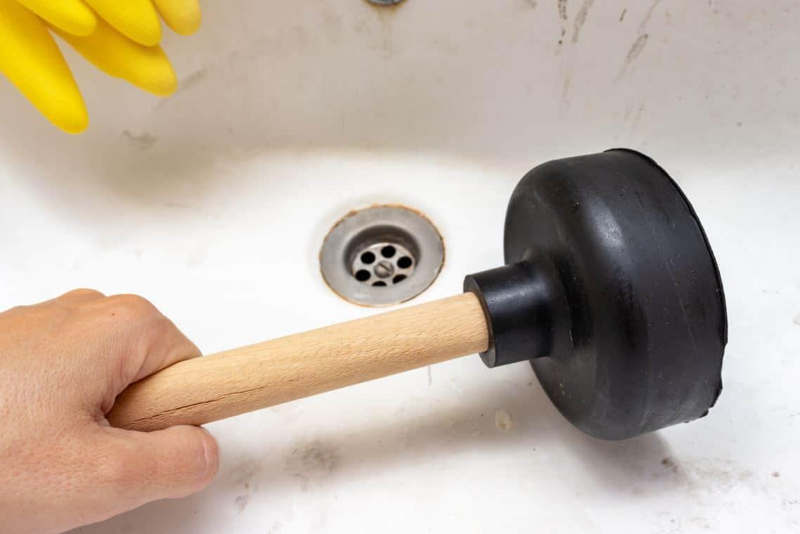 Déboucher Une Douche Avec Ventouse