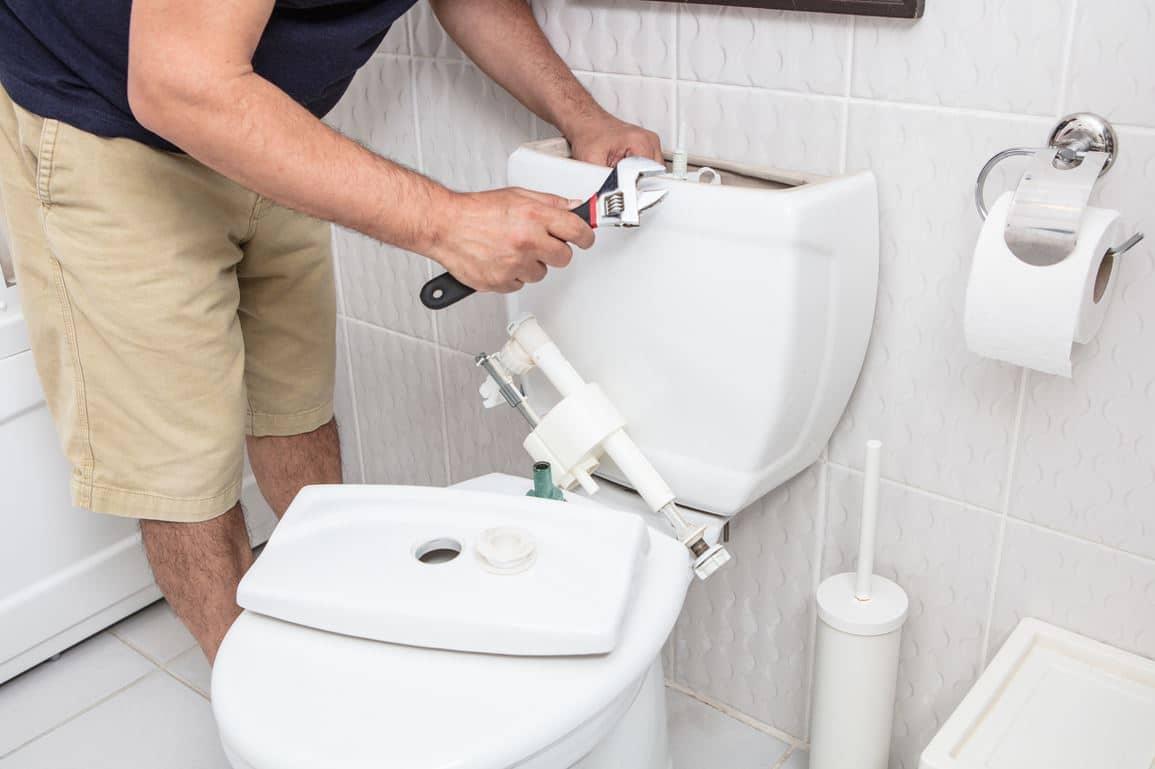 Réparer Une Chasse D'eau Qui Fuit